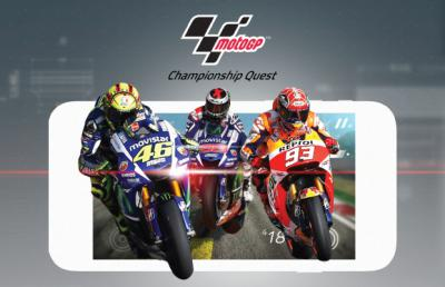 MotoGP™ Championship Quest: the official MotoGP™ mobile game