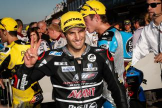 "Zarco: ""Everyone is riding very fast"""