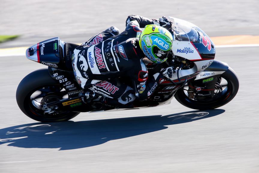 Johann Zarco, Ajo Motorsport, Valencia GP QP