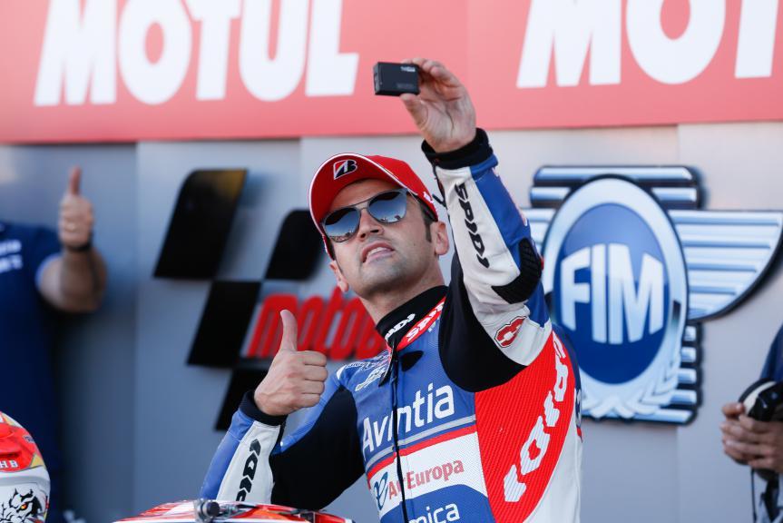 Hector Barbera, Avintia Racing, Valencia GP Q2