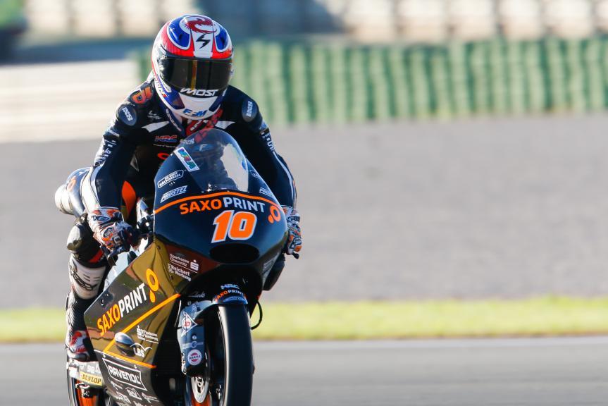 Alexis Masbou, SAXOPRINT RTG, Valencia GP QP