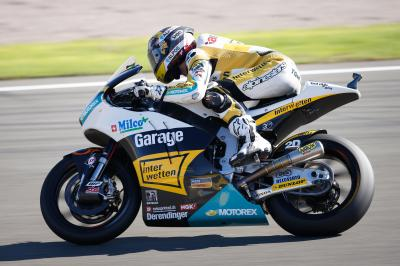 Luthi sets fastest time of weekend in Moto2™ FP3