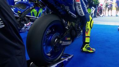 MotoGP™クラス‐公式予選2