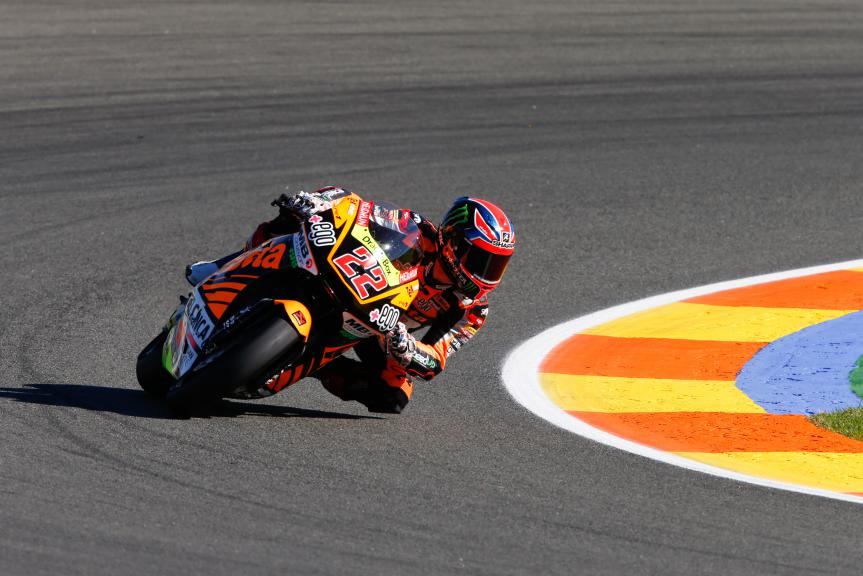 Sam Lowes, Speed Up Racing, Valencia GP QP