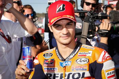 "Pedrosa: ""We'll see how it tomorrow goes"""