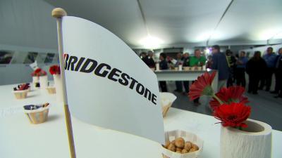 Fiesta de despedida de Bridgestone