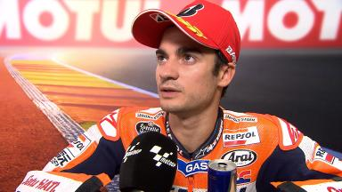 Pedrosa: 'I pushed to the maximum'