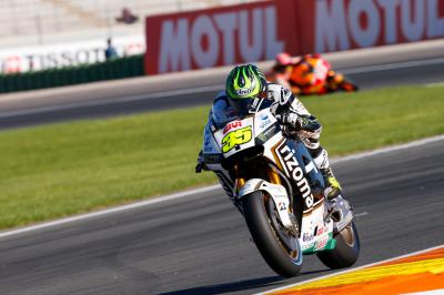 "Crutchlow: ""It's going to be a long race"""