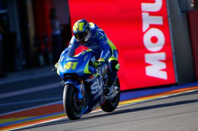 Suzuki's Espargaro & Viñales through to Q2