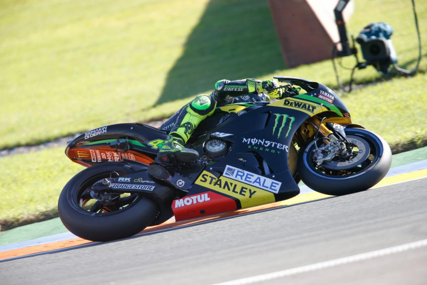 Pol Espargaro, Monster Yamaha Tech 3, Valencia GP Q2