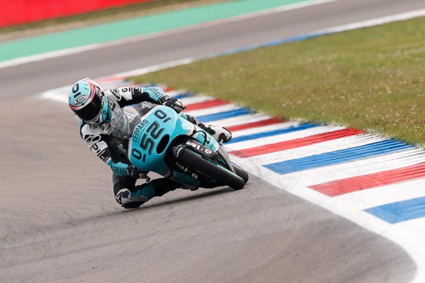 Danny Kent, Leopard Racing, Valencia GP QP
