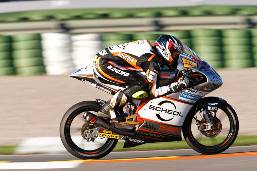 Philipp Oettl, Schedl GP Racing, Valencia GP QP