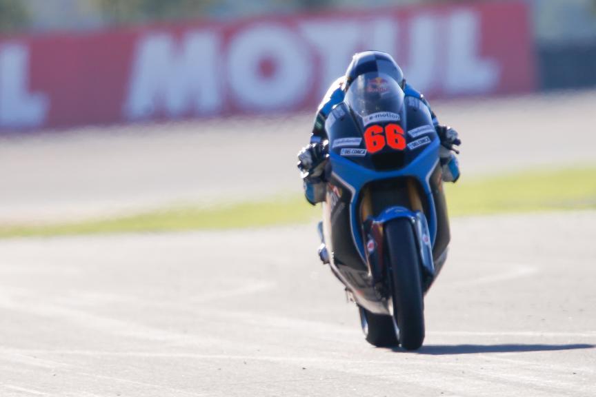 Florian Alt, E-motion IodaRacing Team, Valencia GP QP