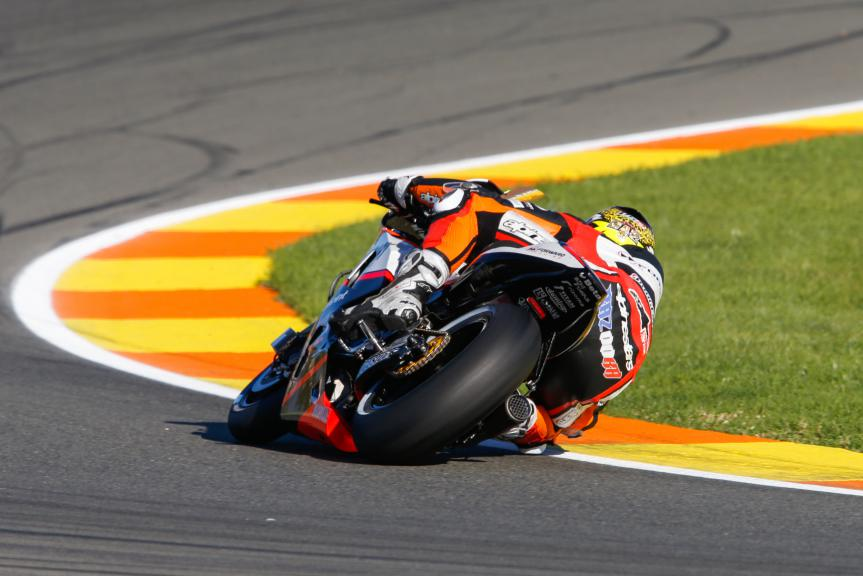 Loris Baz, Forward Racing, Valencia GP Q1