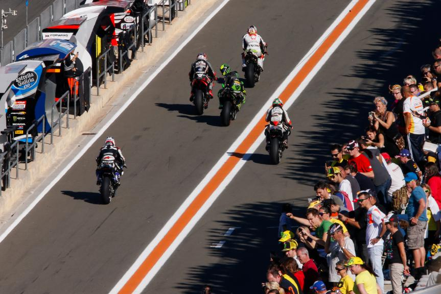 MotoGP Action, Valencia GP Q1