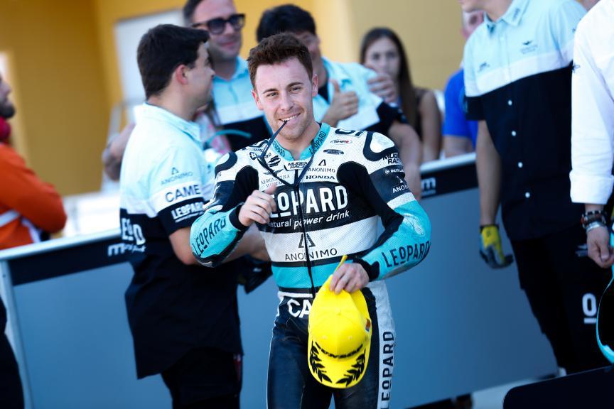 Efren Vazquez, Leopard Racing, Valencia GP QP