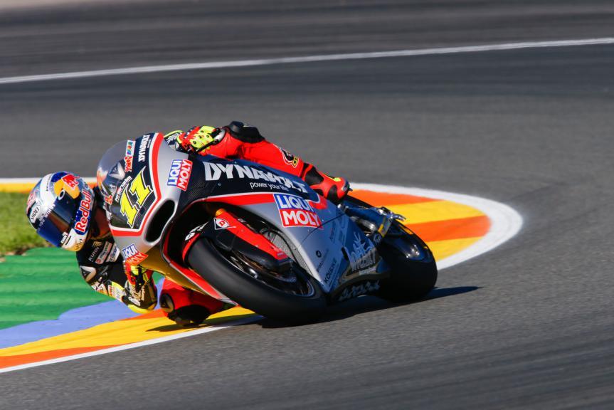 Sandro Cortese, Dynavolt Intact GP, Valencia GP QP