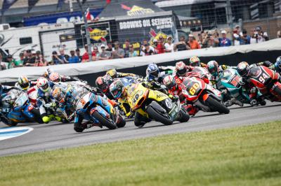 2016 Moto2™ provisional entry list