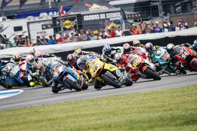 Annunciata la Entry List della Moto2™ 2016