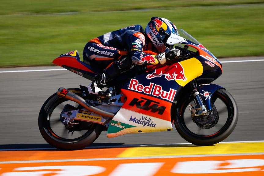 Miguel Oliveira, Red Bull KTM Ajo, Valencia GP FP3
