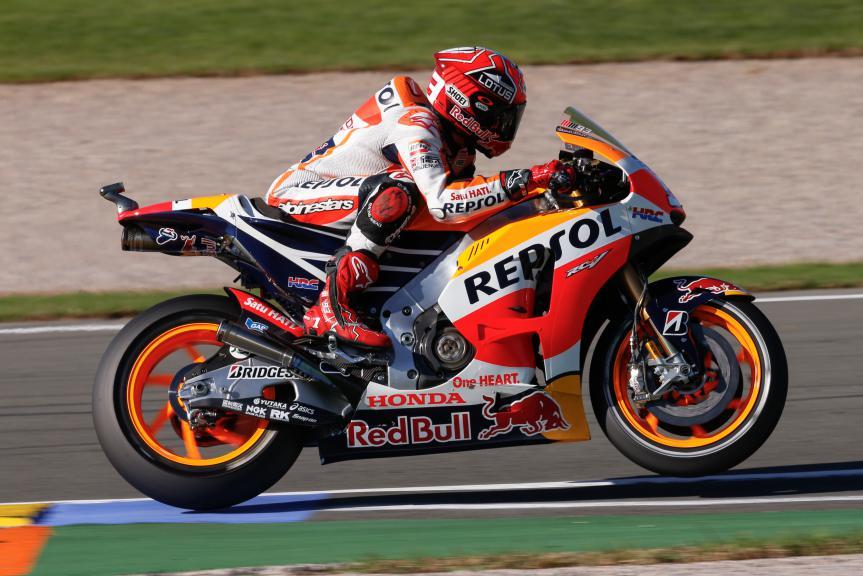 Marc Marquez, Repsol Honda Team, Valencia GP FP3