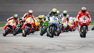 Se anuncia la lista de inscritos de MotoGP™ 2016