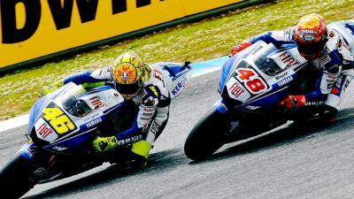 #TheGrandFinale: Rossi & Lorenzo's best battles