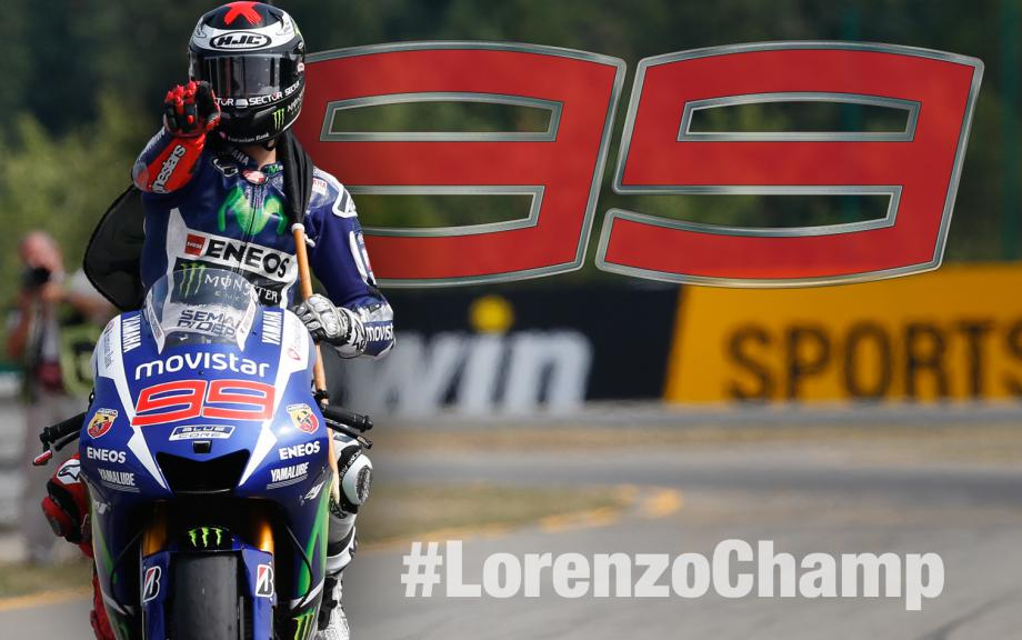 Lorenzo champ