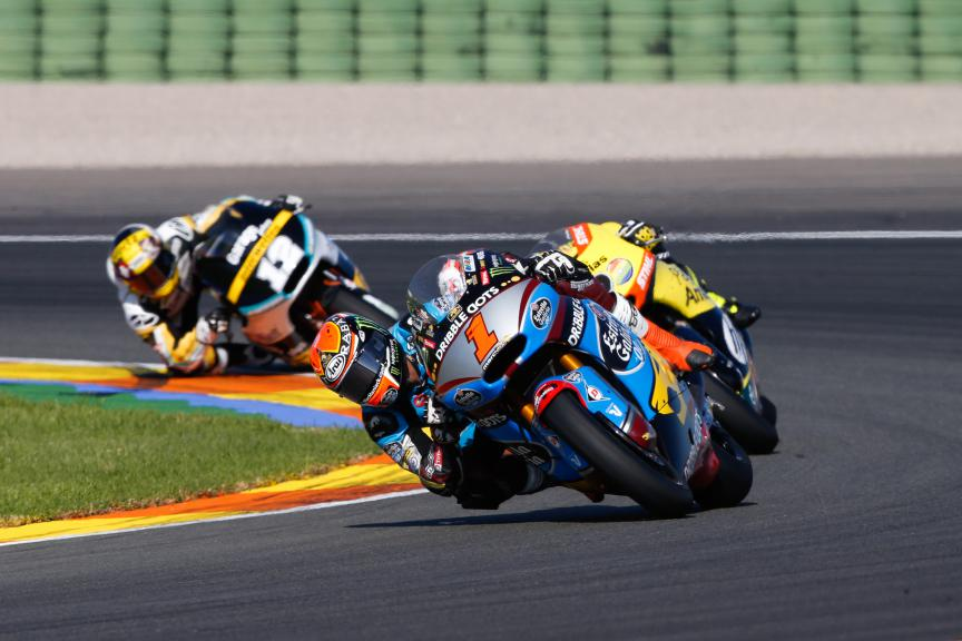Moto2 Action, Valencia GP Race