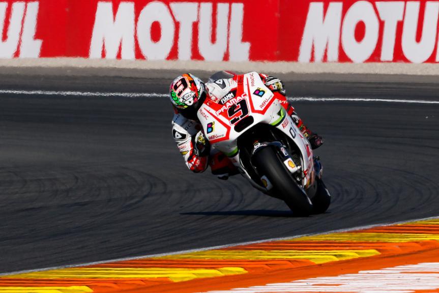 Danilo Petrucci, Octo Pramac Racing, Valencia GP Race
