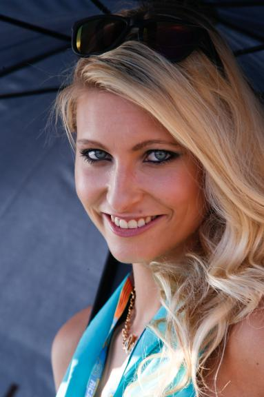 Paddock Girl, Gran Premio Motul de la Comunitat Valenciana