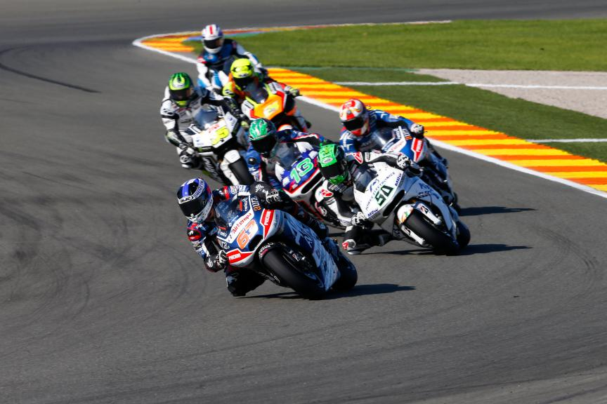 MotoGP Action, Valencia GP Race
