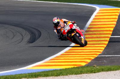 "Pedrosa: ""I'm proud of my performance"""