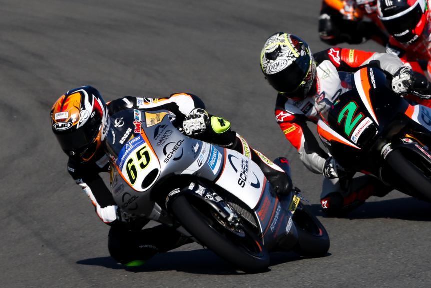 Philipp Oettl, Schedl GP Racing, Valencia GP Race