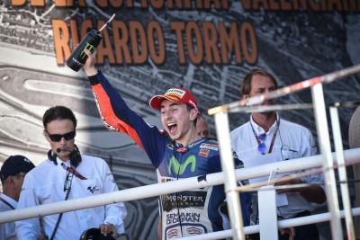 Lorenzo: 'Sono 5-volte Campione del Mondo'