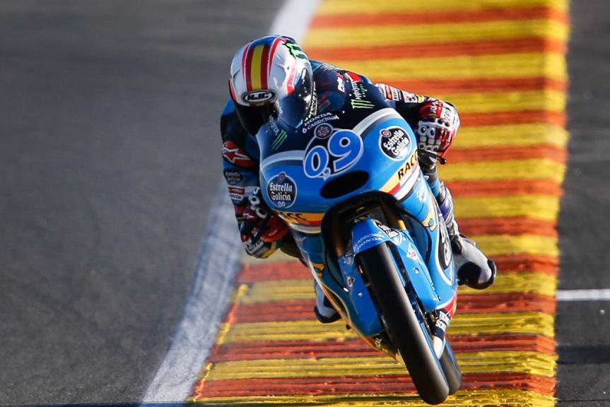 Jorge Navarro, Estrella Galicia 0,0, Valencia GP Race