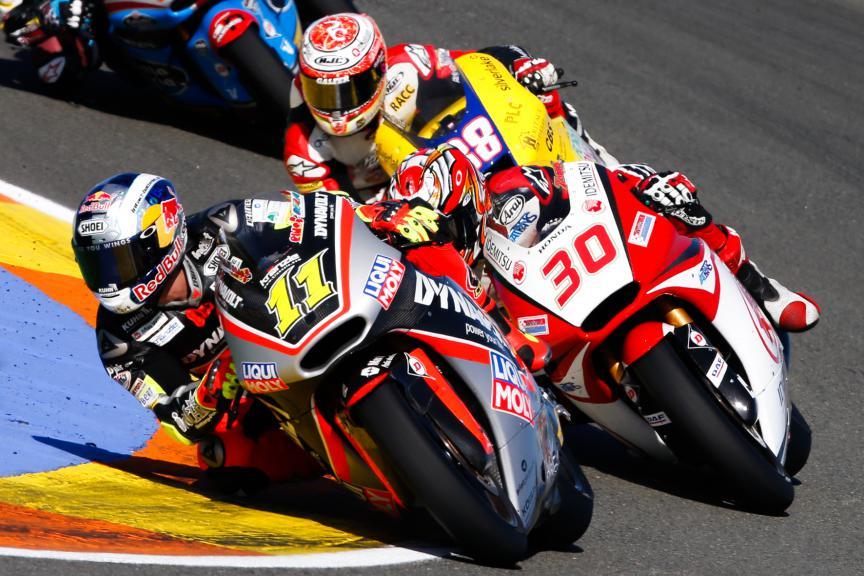 Sandro Cortese, Dynavolt Intact GP, Valencia GP Race