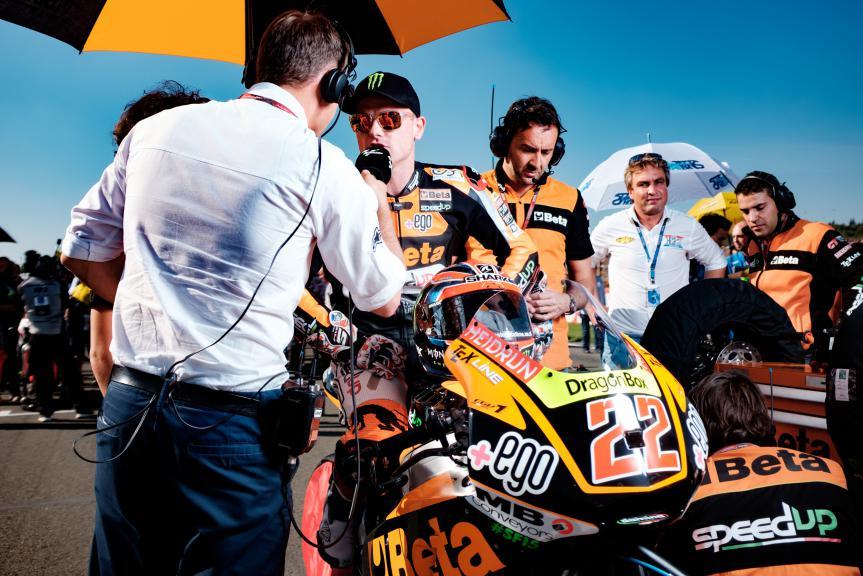 Sam Lowes, Speed Up Racing, Valencia GP Race © Alexandre Chailan & David Piolé