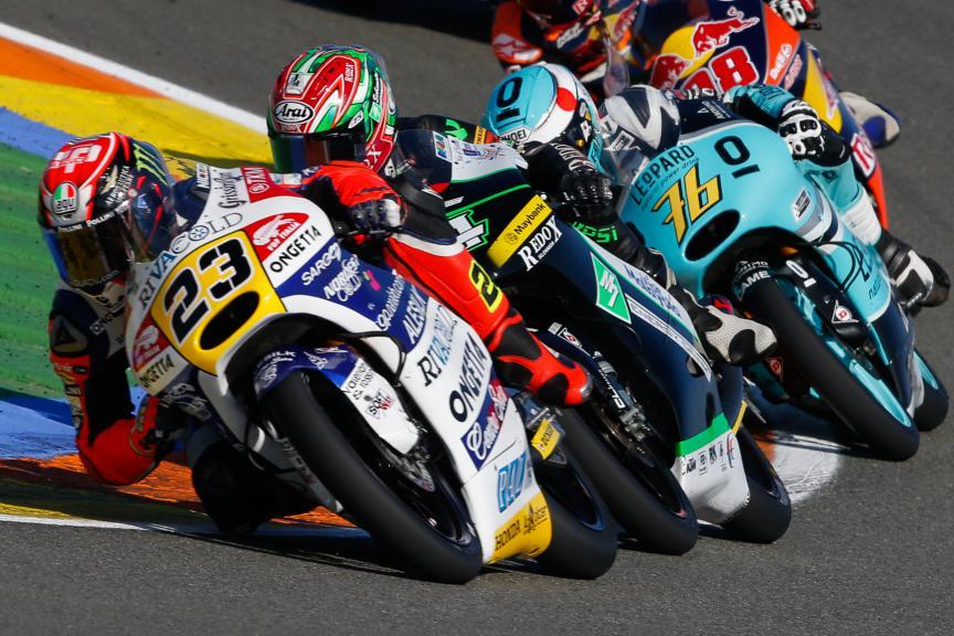 Niccolo Antonelli, Ongetta-Rivacold, Valencia GP Race