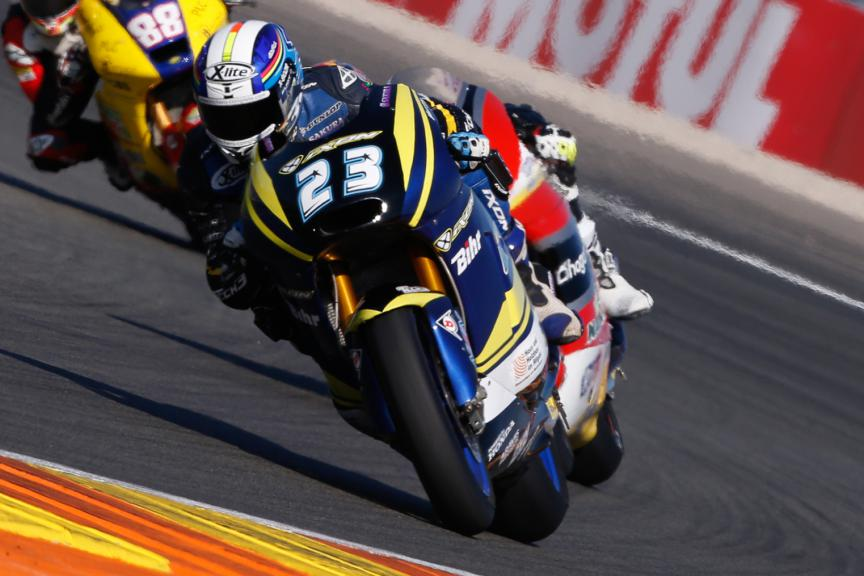 Marcel Schrotter, Tech 3, Valencia GP Race