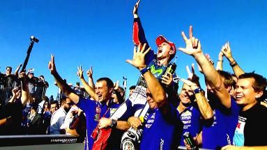 Lorenzo wins #TheGrandFinale to become champion