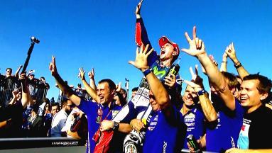 Lorenzo conquista su quinto título mundial