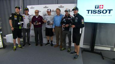 Tissot Official timekeeper for MotoGP™ until 2022