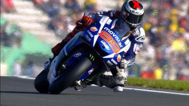 Les meilleurs ralentis de la course MotoGP™ à Cheste