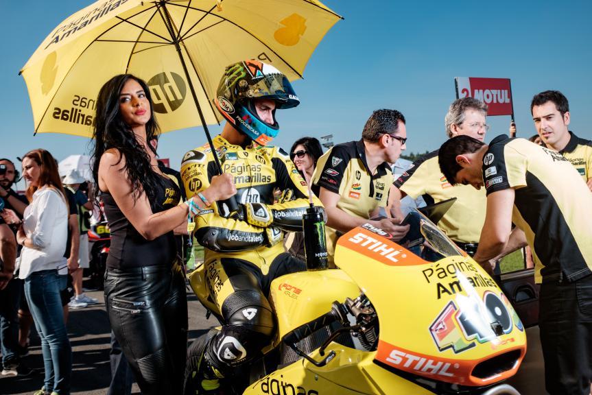 Alex Rins, Paginas Amarillas Hp 40, Valencia GP Race © Alexandre Chailan & David Piolé