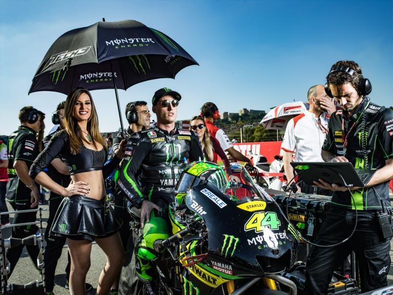 Pol Espargaro, Monster Ymaha Tech 3, Valencia GP Race © Alexandre Chailan & David Piolé