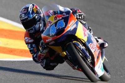 Victoire d'Oliveira et sacre de Kent en Moto3™ à Valence