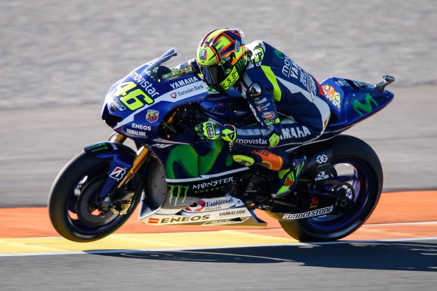 Valentino Rossi, Movistar Yamaha MotoGP, Valencia GP Race