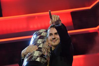 FIM Awards Ceremony completes 2015 MotoGP™ season