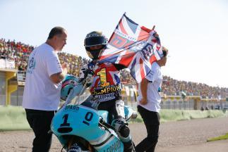 Interview: Moto3 Weltmeister Danny Kent